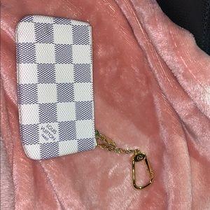 Louis Vuitton Key Chain Card Holder.